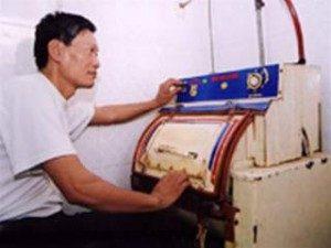 Người Việt đầu tiên sáng chế ra máy giặt