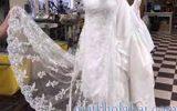 Cách giặt váy cưới tại nhà đơn giản