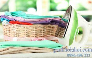 Địa chỉ giặt là trọn gói rẻ nhất Hà Nội – Giặt Khô Là Hơi Hà Nội