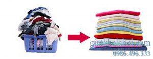 dịch vụ giặt là trọn gói