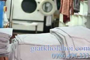 Dịch vụ Giặt đồ khách sạn - nhà hàng