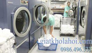 Giặt là cho Spa- Thẩm mỹ viện